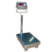 Весы влагозащищенные товарные МИДЛ МП 150 ВДА Ф-2(20/50; 600х800) «Батискаф X12С»