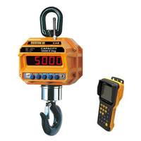 Крановые весы промышленные CAS 1 THD RF Caston III (с пультом управления TWN)