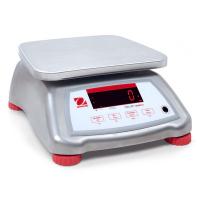 Весы порционные влагозащищенные OHAUS Valor V41XWE6T, из нержавейки