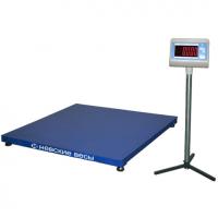 Весы платформенные ВСП4-600.2 А9 (1000х1000)