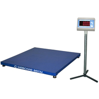 Весы платформенные ВСП4-600.2 А9 (1250х1000)