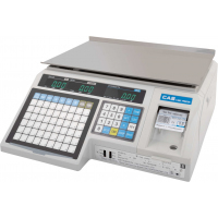 Весы торговые CAS LP-30 (1.6)  с печатью этикеток