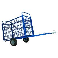 Весы-автоприцеп для животных ЭЛЬТОН (СкАп)-1500 кг  (2500 х 1100 мм)