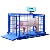 Весы для взвешивания животных ВСП4-300 ЖСО (весы для взвешивания поросят)
