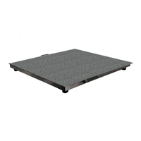 Мера ВТП-П-4-1/3-1 (1000; 1500x1500), нержавеющая сталь