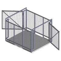 Весы для взвешивания животных МЕРА ВТП-П-4-2/1,5-1 (1250х1500)