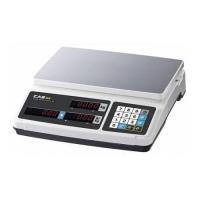 Торговые электронные весы CAS PR-06B