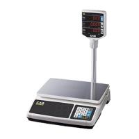 Торговые электронные весы CAS PR-6P