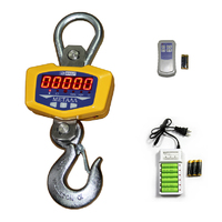 Крановые весы МИДЛ К 1000 ВИДА «Металл 1.1» на кран