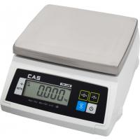 Весы порционные CAS SW-20W, влагозащищенные