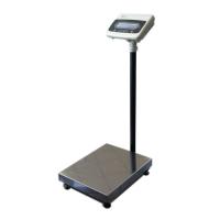 Весы товарные системные Штрих МП 600-100.200 АГ1И (POS2) с стойкой