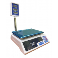 Весы торговые электронные МИДЛ МТ 30 МГЖА (5/10; 230x330) «Базар»