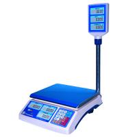 Весы торговые электронные МИДЛ МТ 15 МГЖА (2/5; 230х320) «Гастроном»