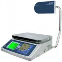 Весы торговые электронные M-ER 326P-15.2 «CASE»