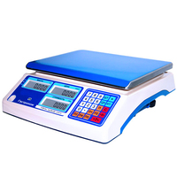 Весы торговые электронные МИДЛ МТ 6 МЖА (1/2; 230х320) «Гастроном»