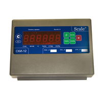 Весовой индикатор СКИ-12