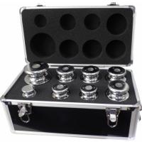 Набор калибровочных гирь, М1 в чемодане (500г-5кг)