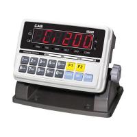 Весовой индикатор CAS CI-200A, светодиодный