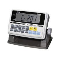 Весовой индикатор CAS CI-201A, ЖК