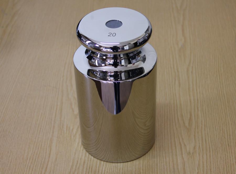 Гиря 10кг, F1 OIML R 111-1 с головкой, в алюминиевом футляре — купить по цене 33890 руб.