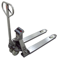 Рохля с весами ПетВес ЕВ4-2000РТ-Е (нержавеющая сталь)