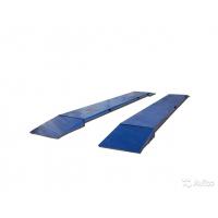 Пандусы металлические 1000 х 800 мм для весов ВАЛ-М (комплект 4 шт.)