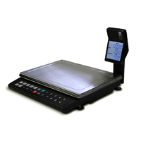 Торговые электронные весы МАССА МК-15.2-ТН11