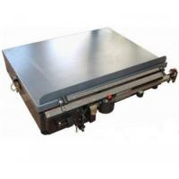 Весы механические товарные ВТ8908-100УН из нержавеющей стали с увеличенной платформой
