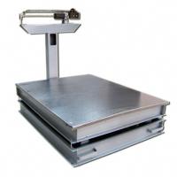 Весы механические товарные ВТ8908-500СУ с увеличенной платформой