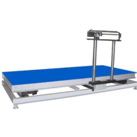 Весы механические товарные ВТ8908-2000СУ с увеличенной платформой