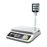 Торговые электронные весы CAS PR-15P (LCD.II)