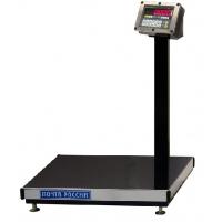 Весы почтовые антивандальные МЕРА ПВм-3/600-П (850х650), ВТ-1 с IP65