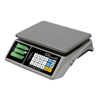 Весы торговые электронные M-ER 328AC-32.5 LCD «Touch-M»