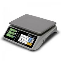 Весы торговые электронные M-ER 328AC-15.2 LCD «Touch-M»