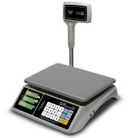 Весы торговые электронные M-ER 328ACPX-32.5 LCD «Touch-M»