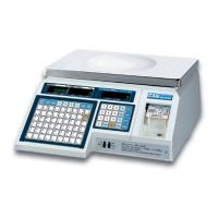 Весы торговые с печатью этикеток CAS LP-06 (1.6), с Ethernet