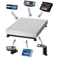 Товарные весы-регистраторы МАССА TB-M-150.2-1 с возможностью печати этикеток (весовой модуль)