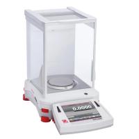 Весы аналитические OHAUS Explorer EX124/AD, с автоматическими дверками