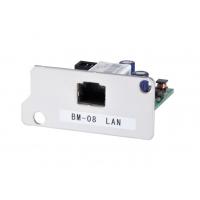 LAN ETHERNET интерфейс с WinCT-Plus ПРОГРАММОЙ BM-08