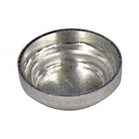 AX-ROUND-PAN-S  Круглая алюминиевая чашка (диаметр 8 мм, 0.05мл, 100 шт./уп)