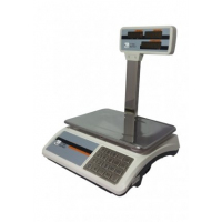 Весы торговые ФорТ-Т 769D/B (32.5,LED стойка) Маркет