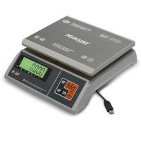 Весы порционные M-ER 326AFU-15.1 LCD «POST II» USB-COM, высокоточные