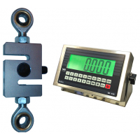 ДЭП/7-1Д-10Р-1 - динамометр растяжения электронный