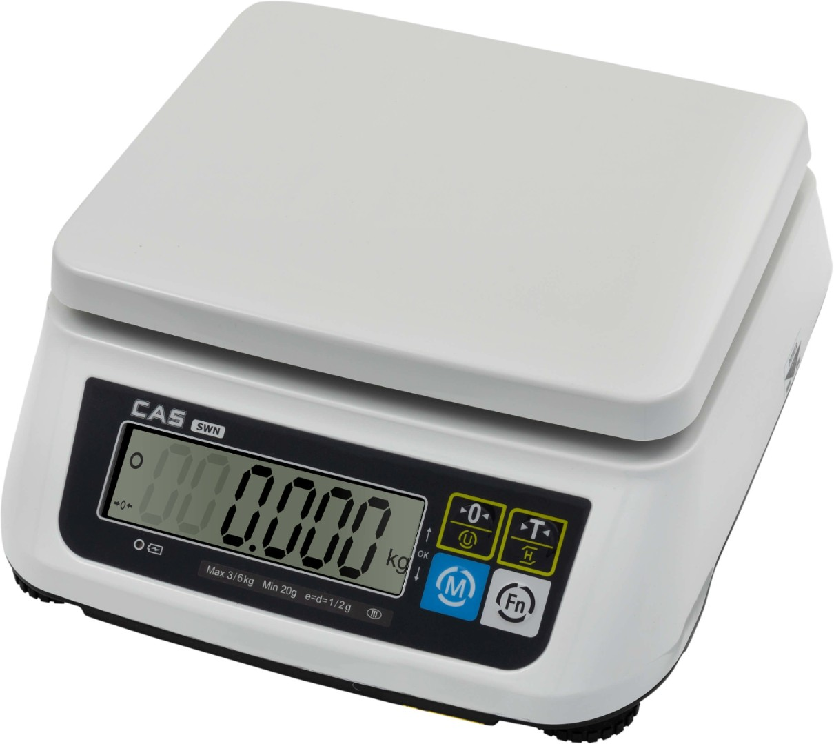 Весы порционные cas