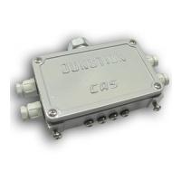 Клеммная соединительная коробка CAS JB-4H (СЕРАЯ)