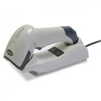 Беспроводной двумерный сканер Mertech CL-2300 BLE Dongle P2D с Cradle USB White