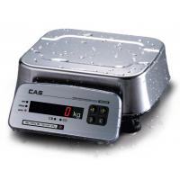 Весы порционные CAS FW500-E-30, влагозащищенные (LED)