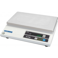 Весы CAS AD 2,5 - весы порционные электронные