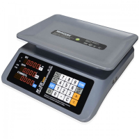 Весы торговые электронные M-ER 321AC-15.2 LED «Margo»