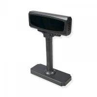 Дисплей покупателя Mertech PD-1200VFD (USB) черный